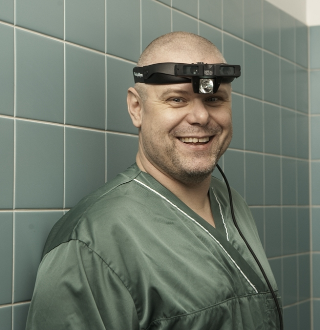 Eläinlääkäri Aho